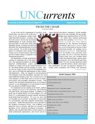 2005-2006 newsletter